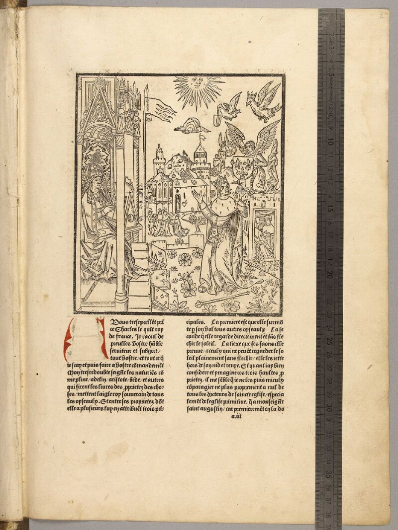 Abbeville, Bibl. mun., inc. 002, t. I, f. 002 - vue 1