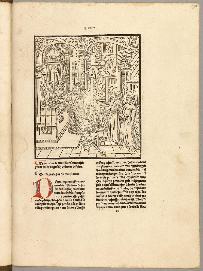 Abbeville, Bibl. mun., inc. 002, t. I, f. 137 - vue 1