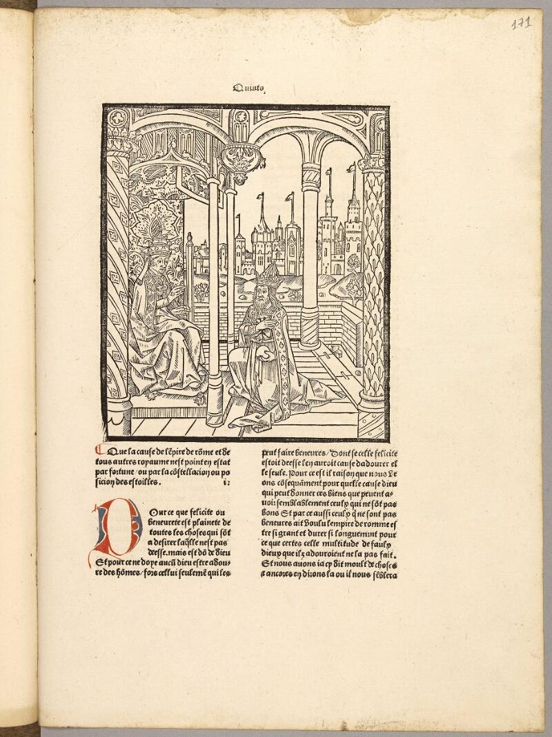 Abbeville, Bibl. mun., inc. 002, t. I, f. 171 - vue 1