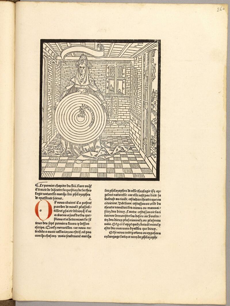Abbeville, Bibl. mun., inc. 002, t. I, f. 260 - vue 1