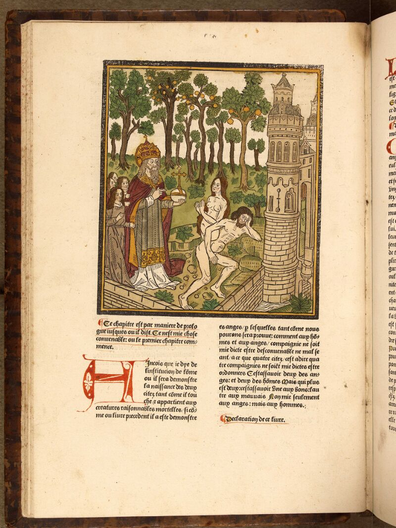 Abbeville, Bibl. mun., inc. 002, t. II, f. 022v - vue 1