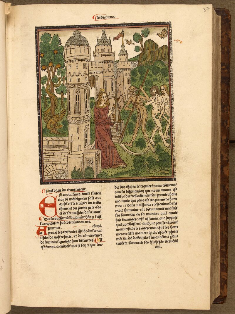 Abbeville, Bibl. mun., inc. 002, t. II, f. 037 - vue 1