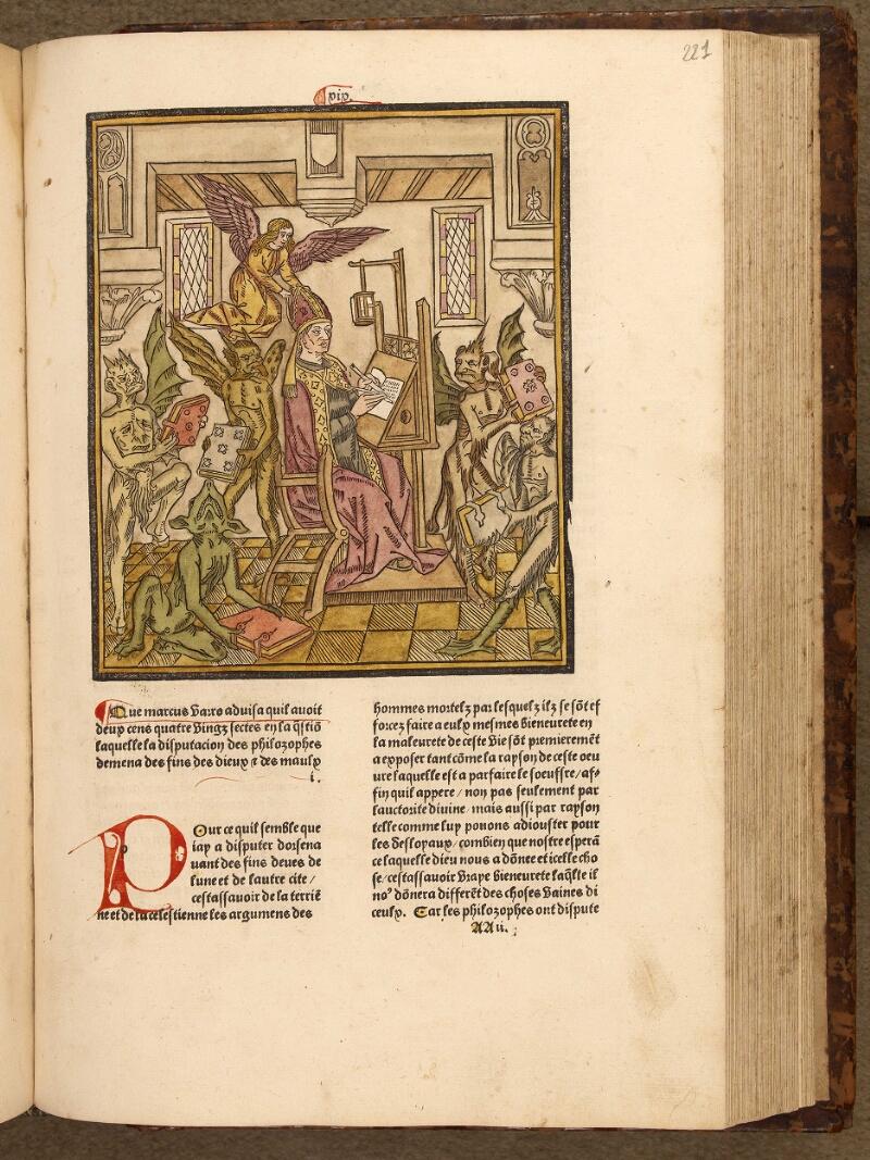 Abbeville, Bibl. mun., inc. 002, t. II, f. 221 - vue 1