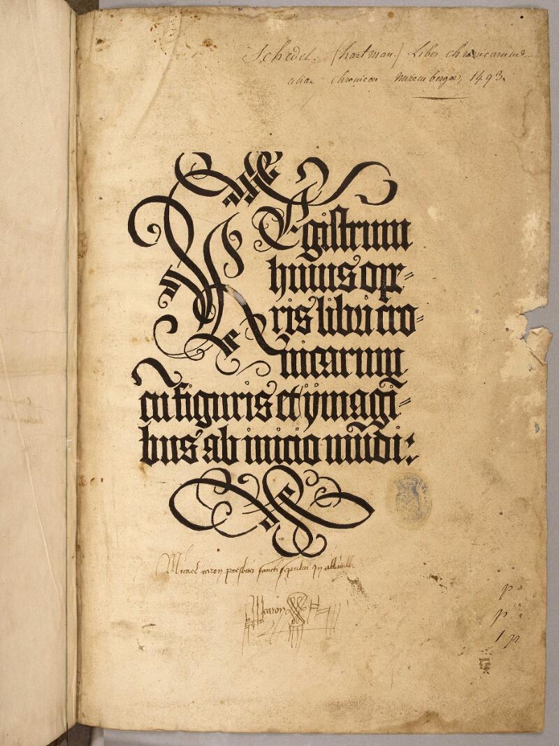 Abbeville, Bibl. mun., inc. 003, f. 000B - vue 2