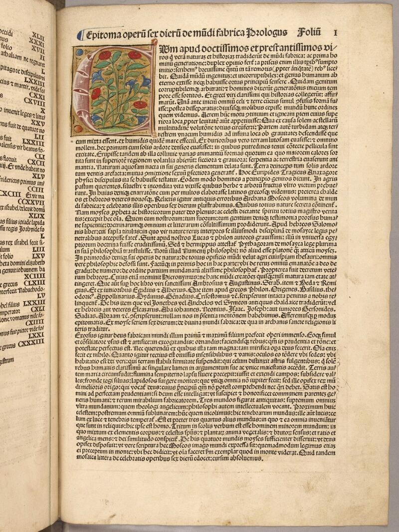 Abbeville, Bibl. mun., inc. 003, f. 001 - vue 1