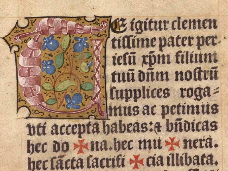 Abbeville, Bibl. mun., inc. 046, A f. 104 - vue 2