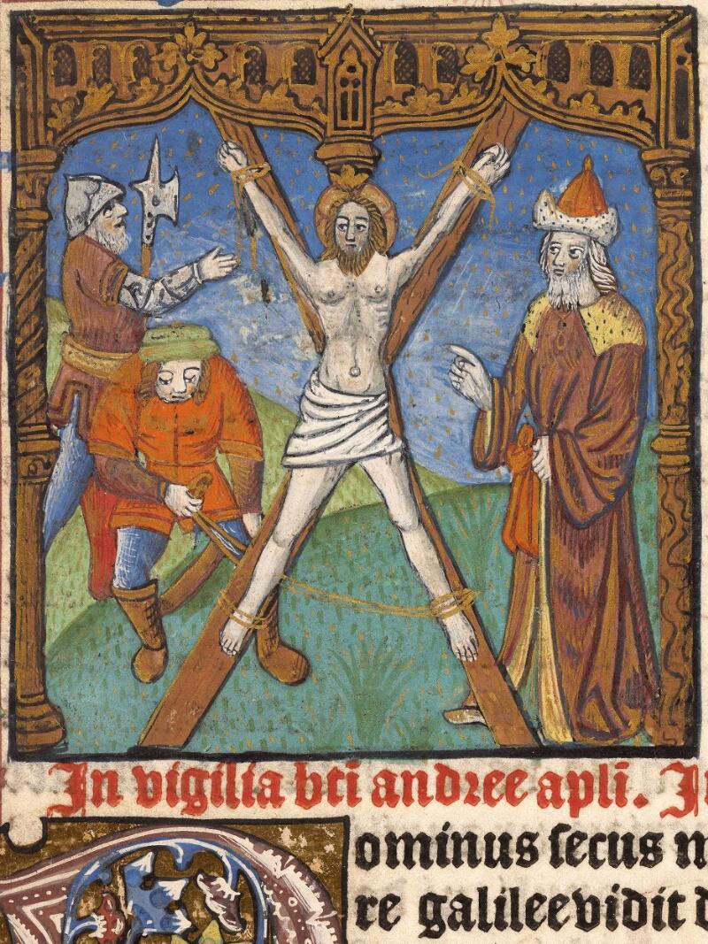 Abbeville, Bibl. mun., inc. 046, A f. 137 - vue 2