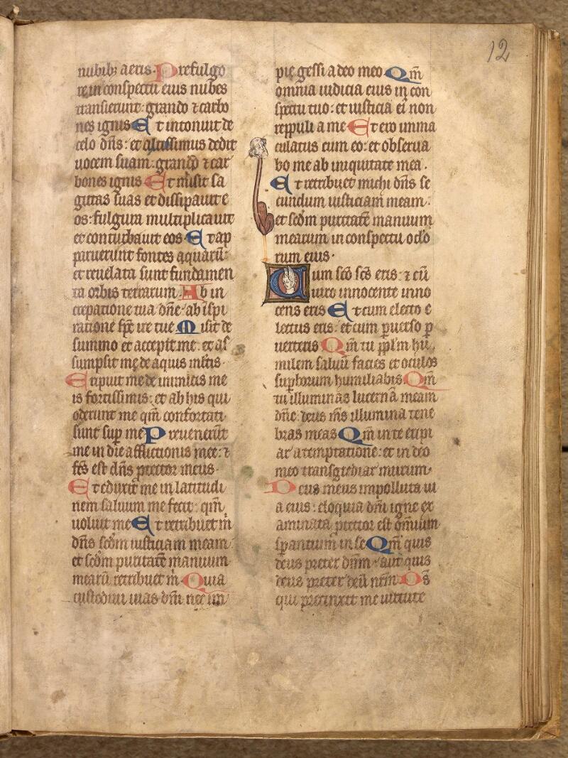 Abbeville, Bibl. mun., ms. 0003, f. 012 - vue 1
