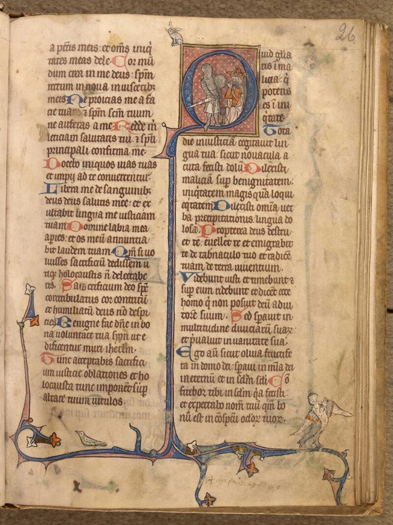 Abbeville, Bibl. mun., ms. 0003, f. 026 - vue 1