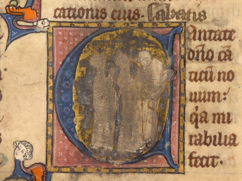 Abbeville, Bibl. mun., ms. 0003, f. 043v - vue 3
