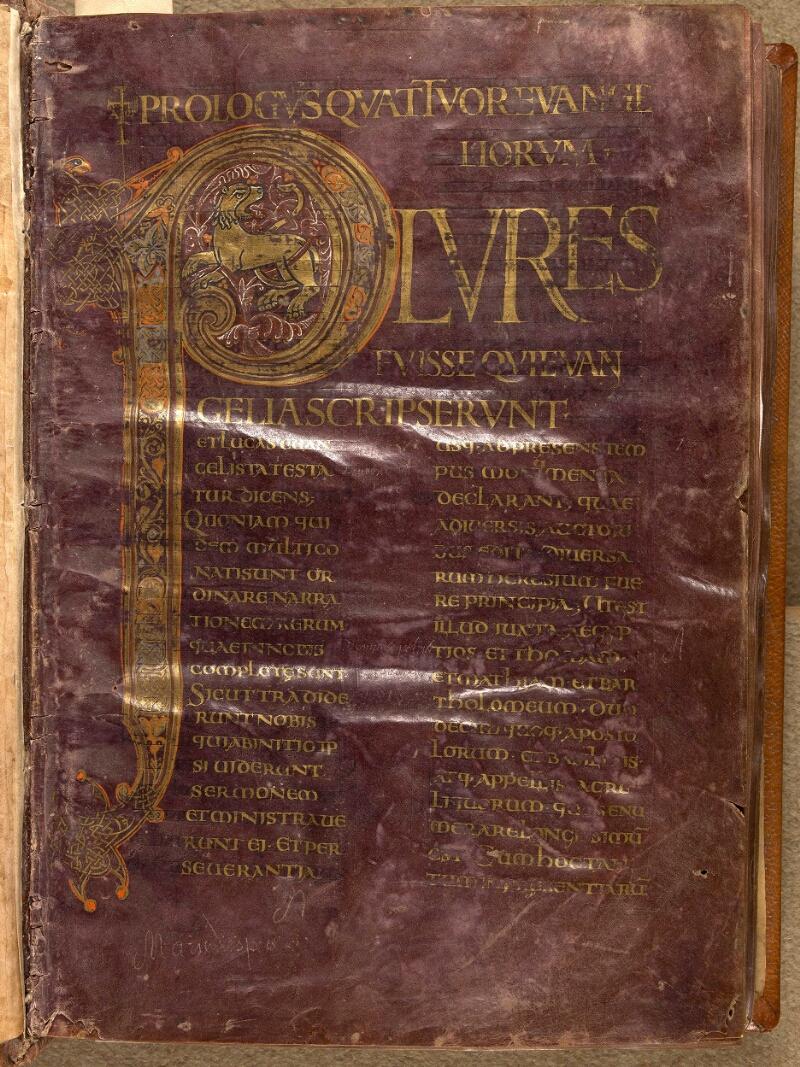 Abbeville, Bibl. mun., ms. 0004, f. 001 - vue 2
