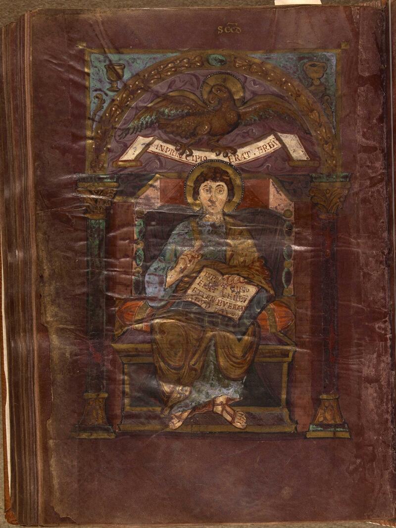Abbeville, Bibl. mun., ms. 0004, f. 153v - vue 1