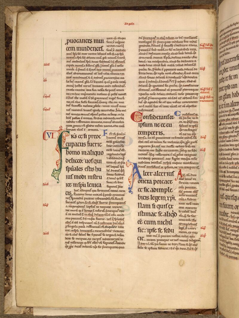 Abbeville, Bibl. mun., ms. 0005, f. 007v - vue 1