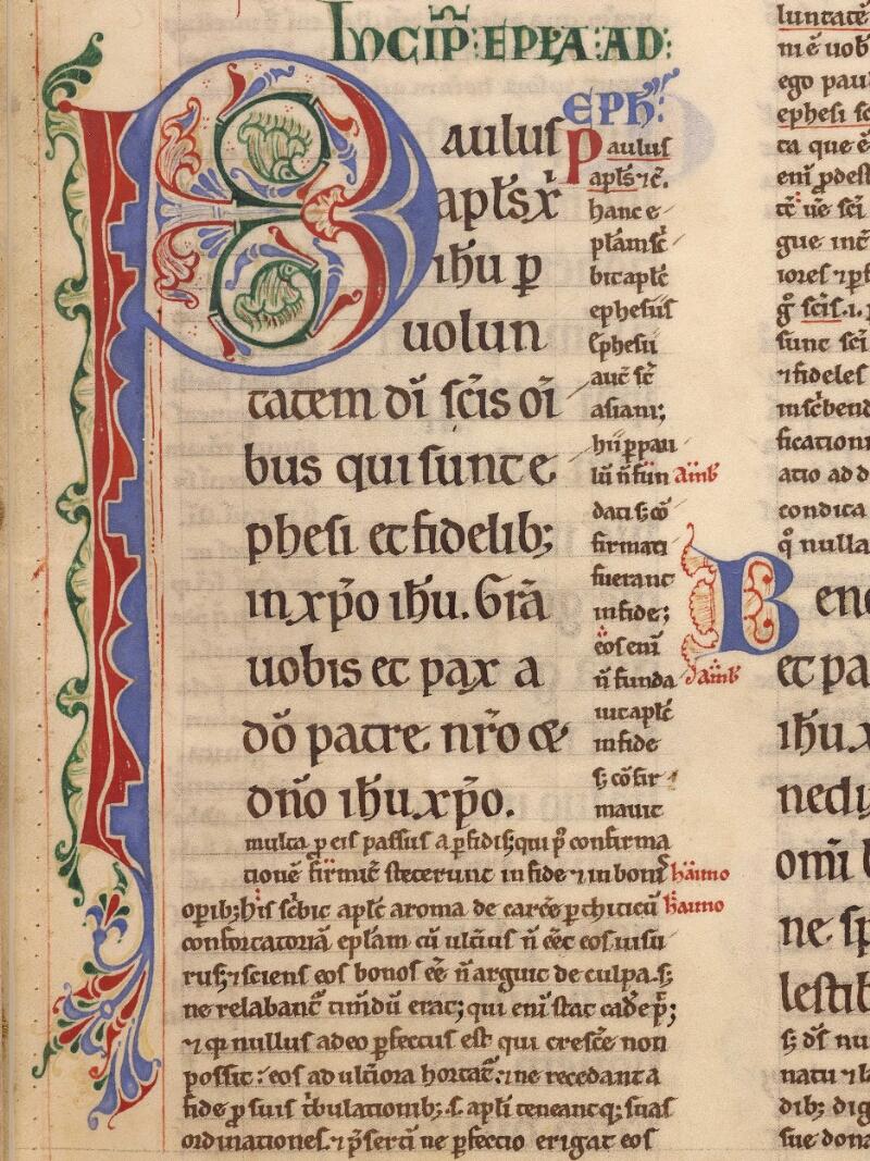 Abbeville, Bibl. mun., ms. 0005, f. 010 - vue 2