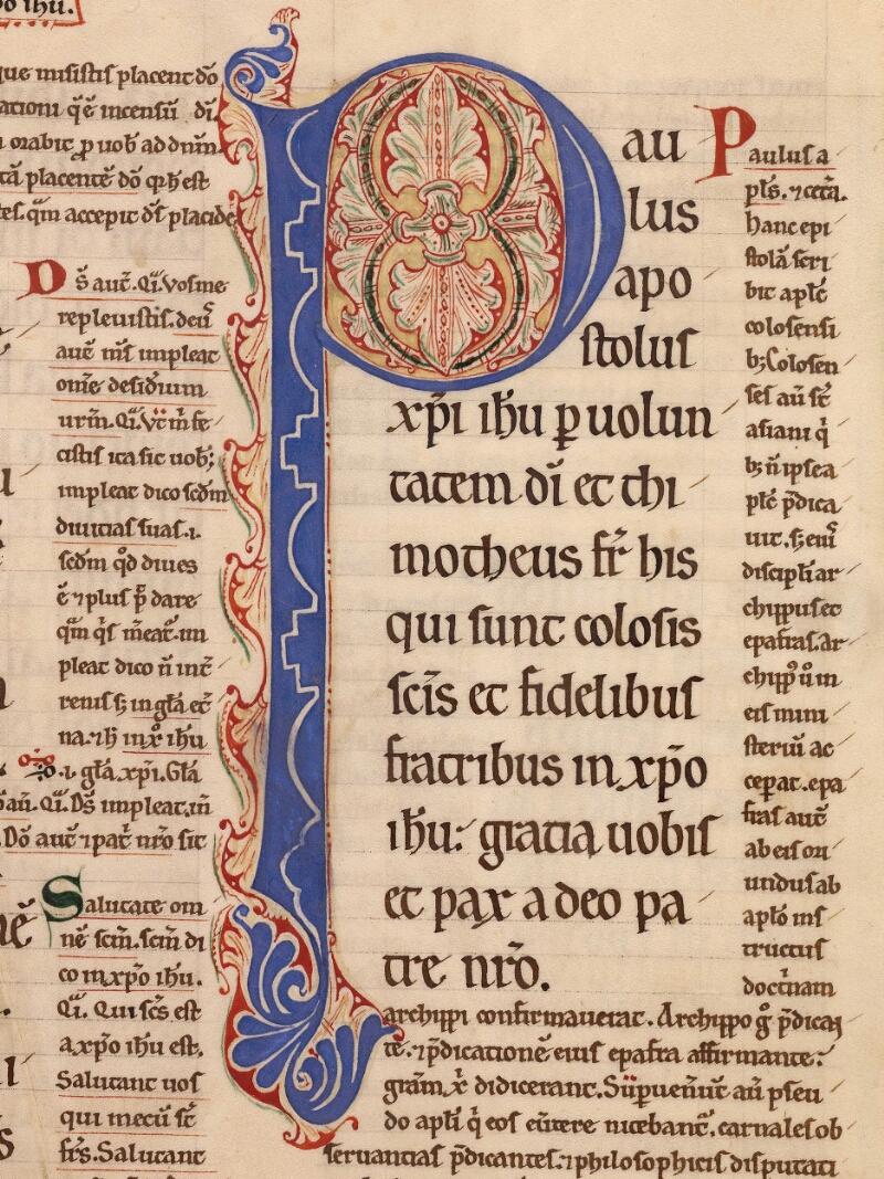 Abbeville, Bibl. mun., ms. 0005, f. 038 - vue 2