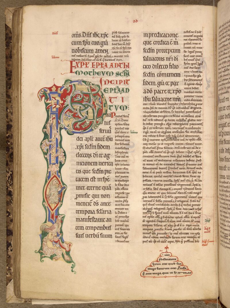 Abbeville, Bibl. mun., ms. 0005, f. 069v - vue 1