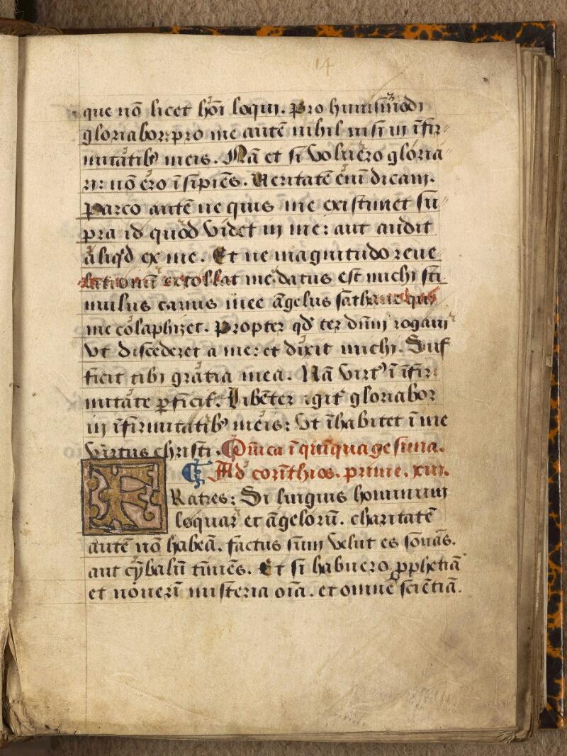 Abbeville, Bibl. mun., ms. 0006, f. 014 - vue 1