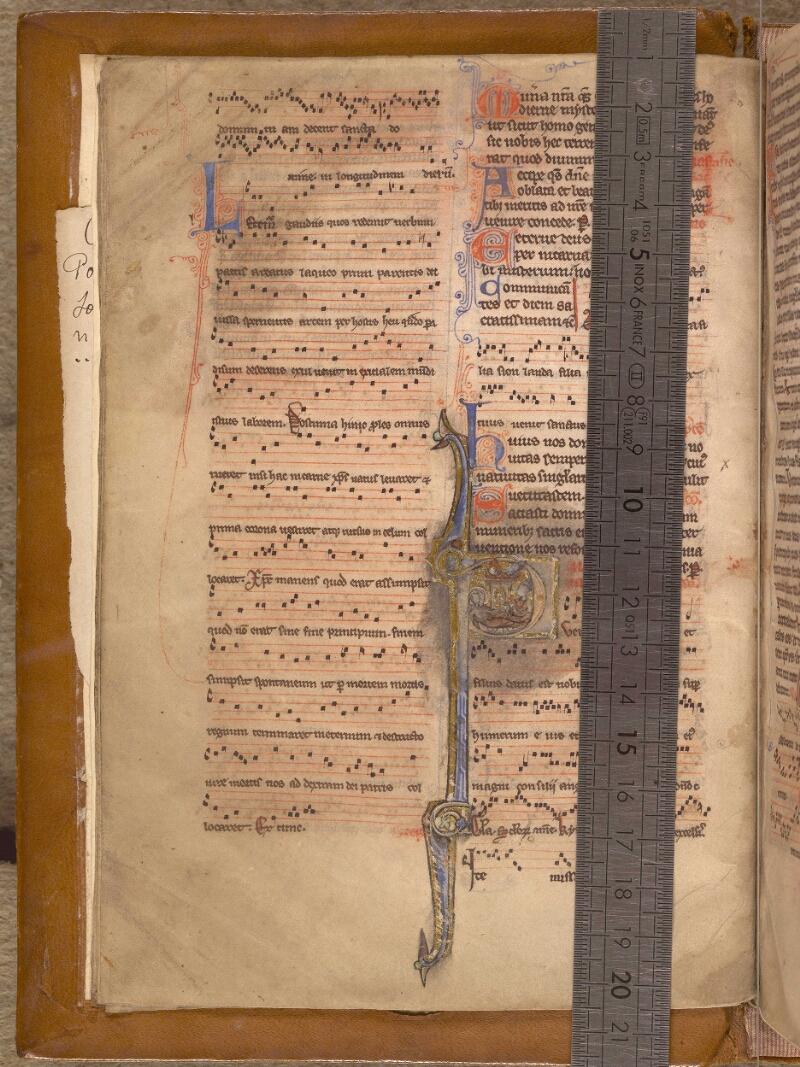 Abbeville, Bibl. mun., ms. 0007, f. 011v - vue 1