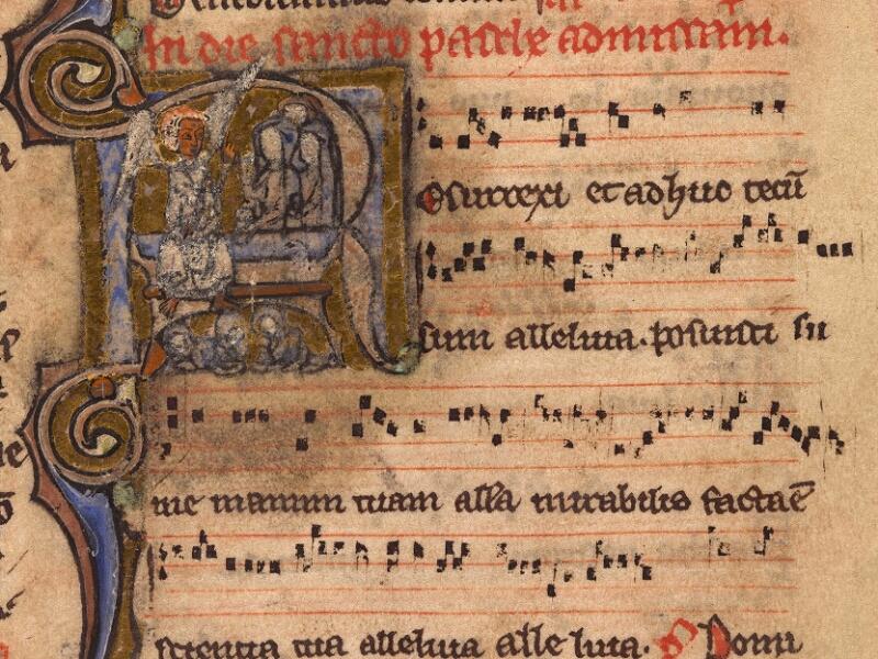 Abbeville, Bibl. mun., ms. 0007, f. 087 - vue 2