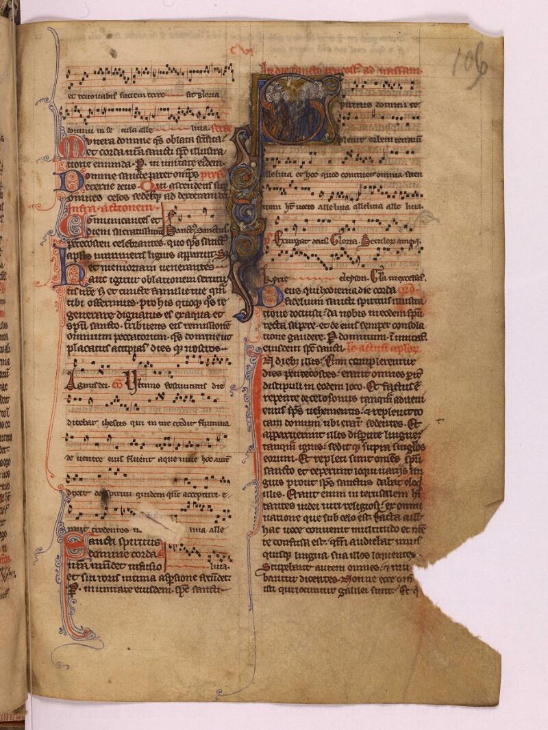Abbeville, Bibl. mun., ms. 0007, f. 106 - vue 1