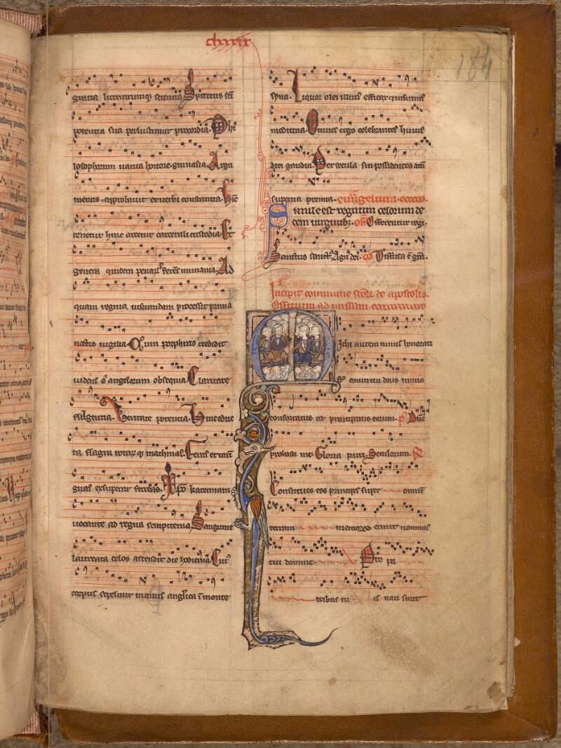Abbeville, Bibl. mun., ms. 0007, f. 184 - vue 1