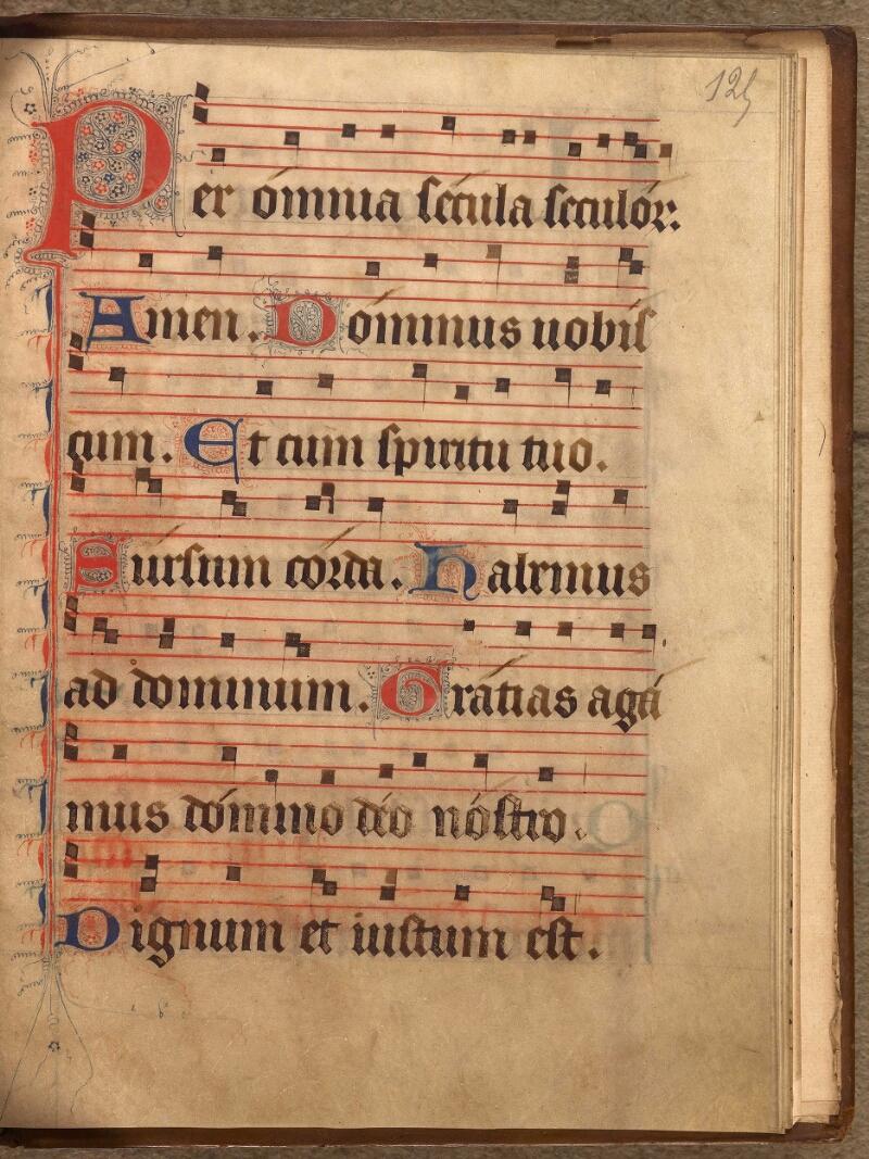 Abbeville, Bibl. mun., ms. 0008, f. 125 - vue 1