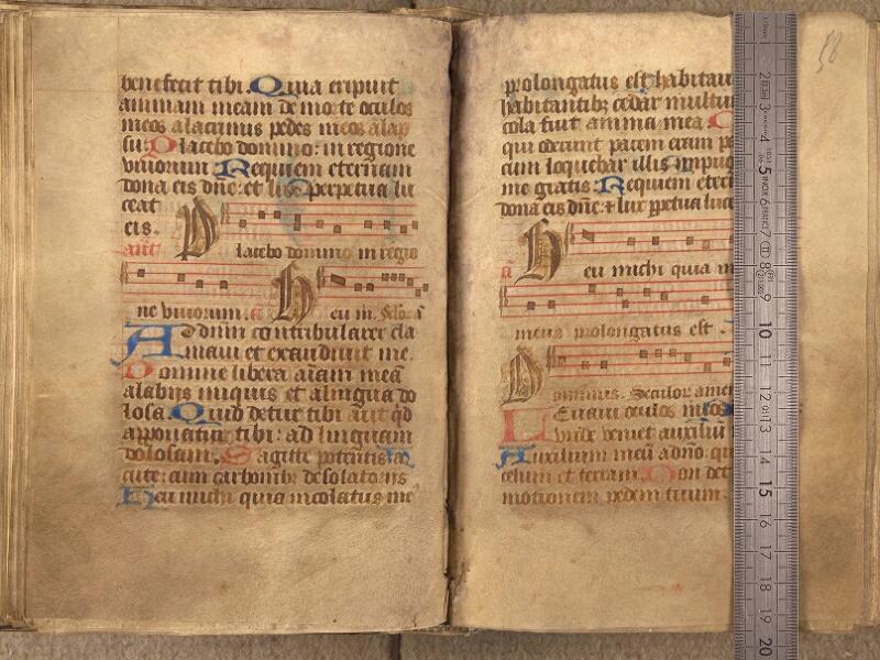 Abbeville, Bibl. mun., ms. 0009, f. 057v-058 - vue 1