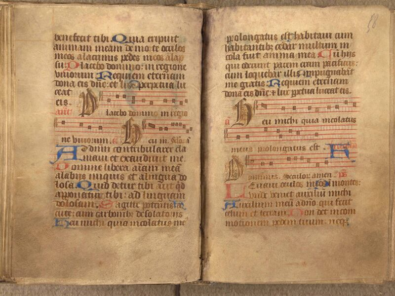 Abbeville, Bibl. mun., ms. 0009, f. 057v-058 - vue 2