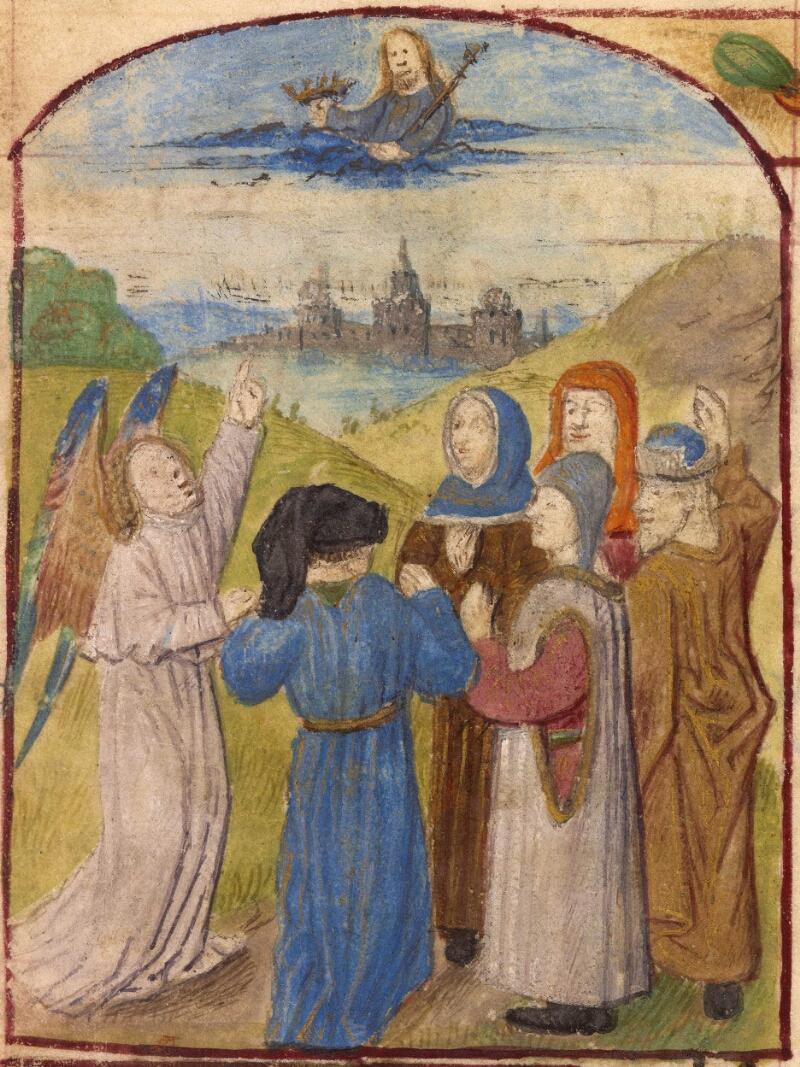 Abbeville, Bibl. mun., ms. 0010, A f. 001 - vue 3