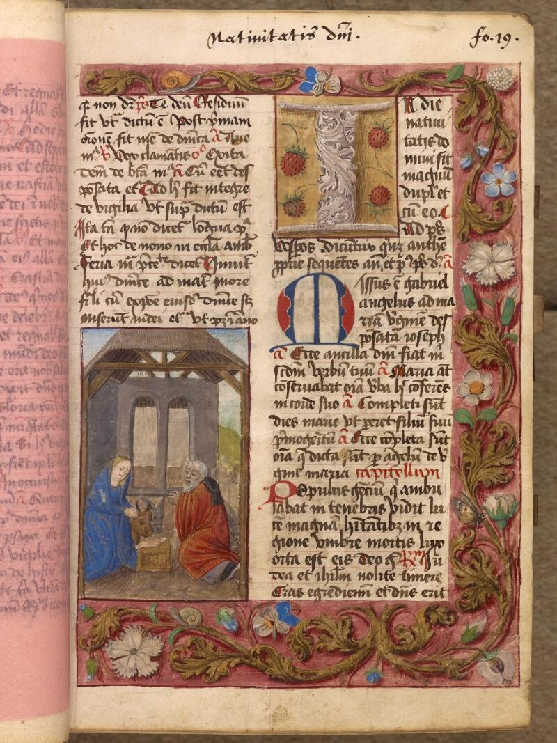 Abbeville, Bibl. mun., ms. 0010, A f. 019 - vue 1