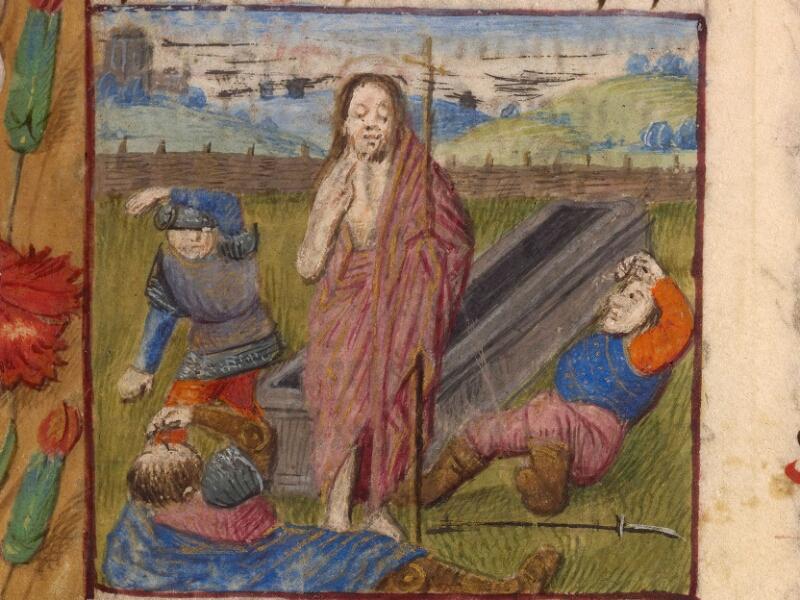Abbeville, Bibl. mun., ms. 0010, A f. 106v - vue 2