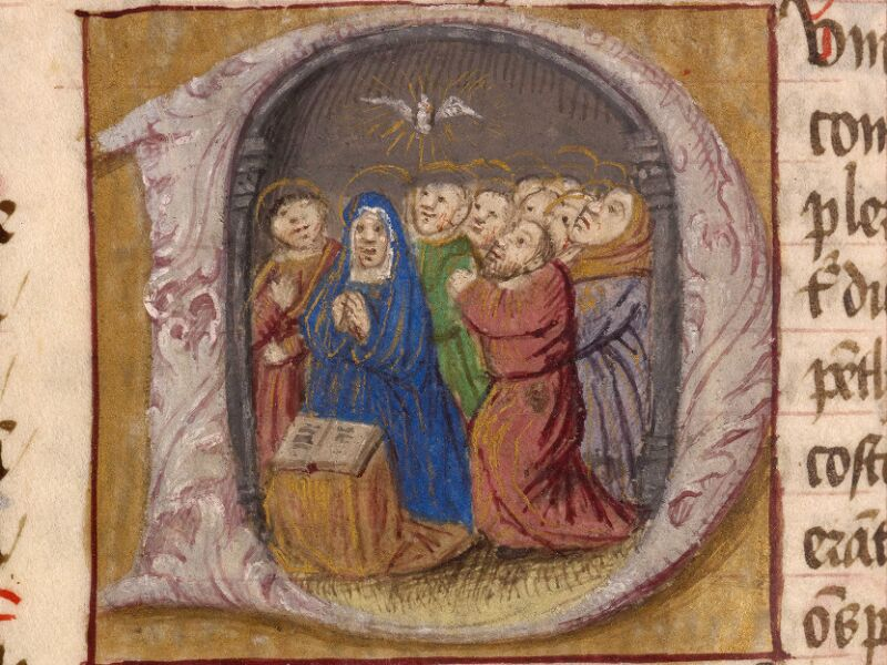 Abbeville, Bibl. mun., ms. 0010, A f. 134v - vue 2