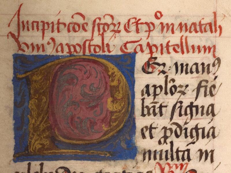 Abbeville, Bibl. mun., ms. 0010, B f. 073 - vue 2