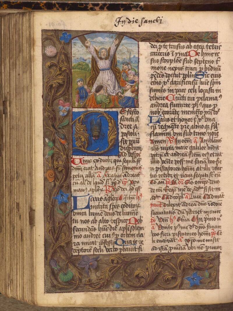 Abbeville, Bibl. mun., ms. 0010, B f. 091v - vue 1