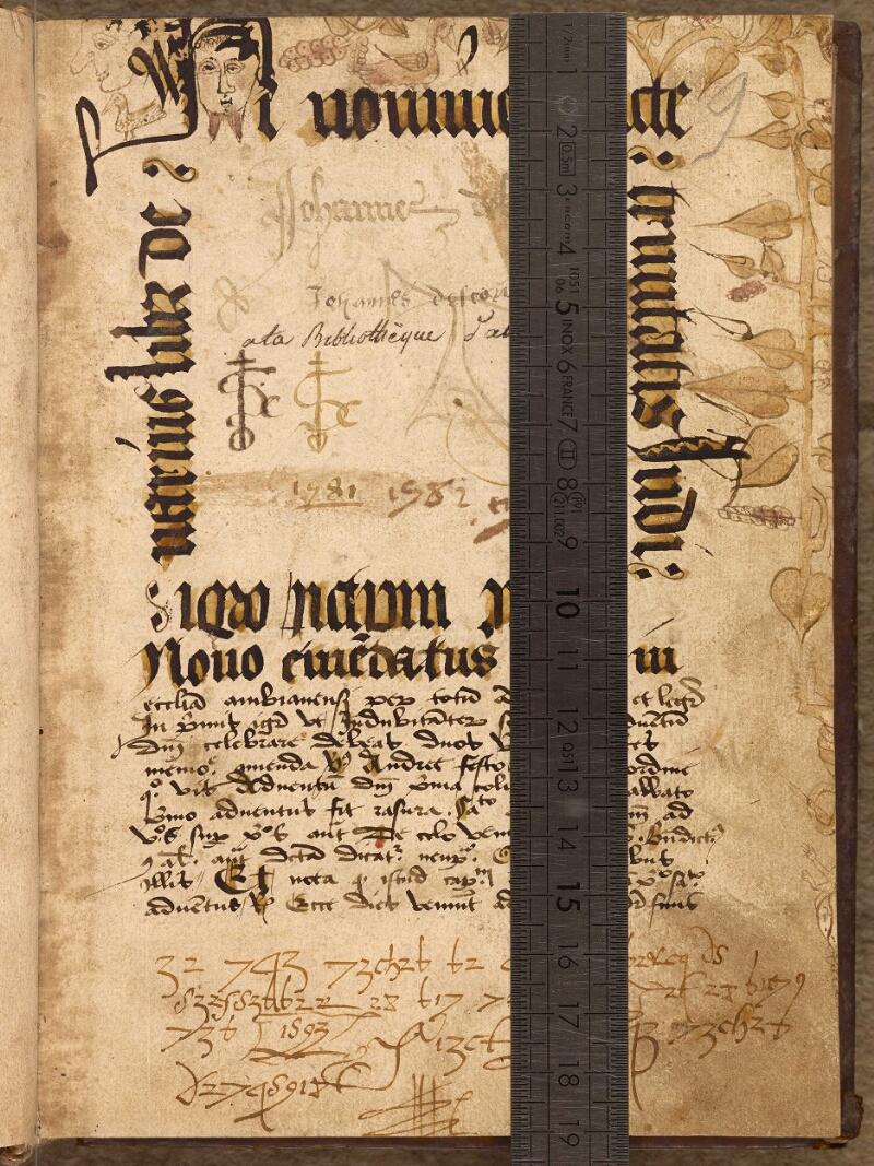 Abbeville, Bibl. mun., ms. 0011, f. 009 - vue 1
