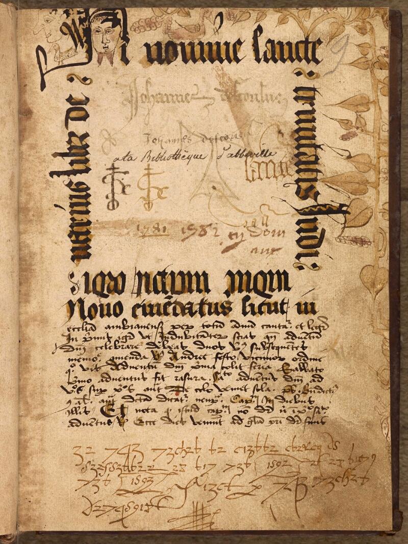 Abbeville, Bibl. mun., ms. 0011, f. 009 - vue 2