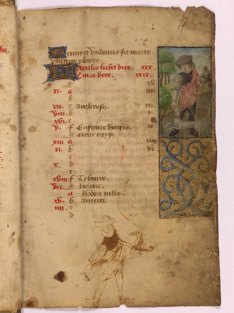 Abbeville, Bibl. mun., ms. 0012, f. 004 - vue 1