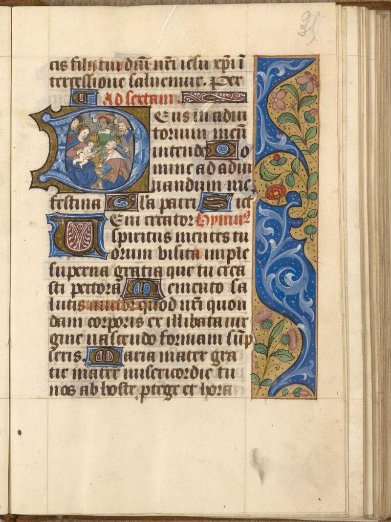 Abbeville, Bibl. mun., ms. 0014, f. 035 - vue 1