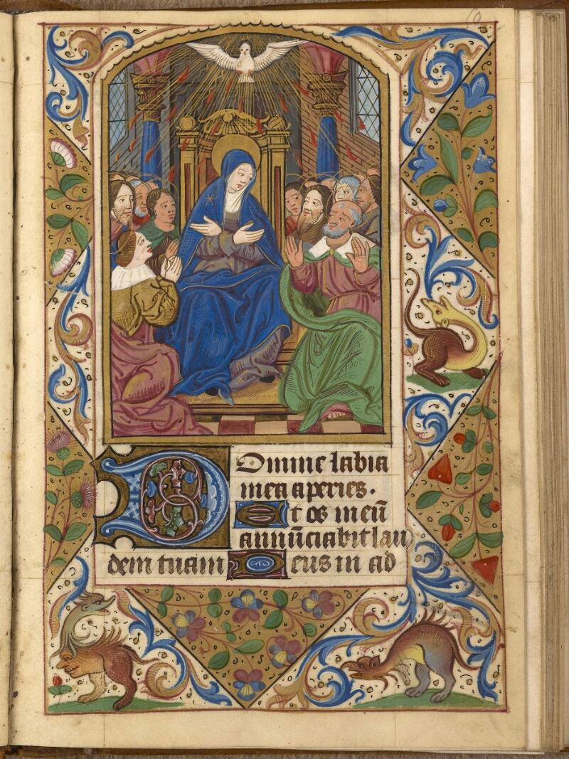 Abbeville, Bibl. mun., ms. 0014, f. 050 - vue 1