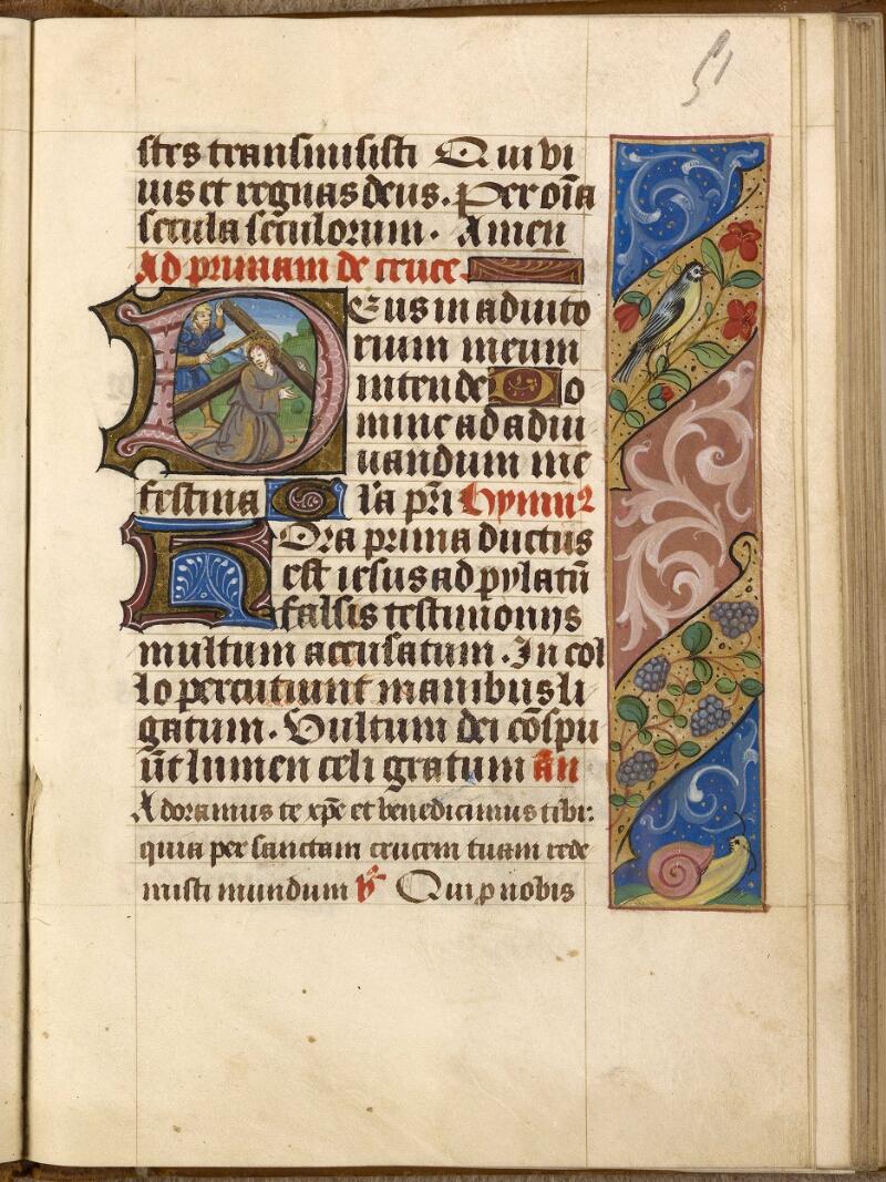 Abbeville, Bibl. mun., ms. 0014, f. 051 - vue 1
