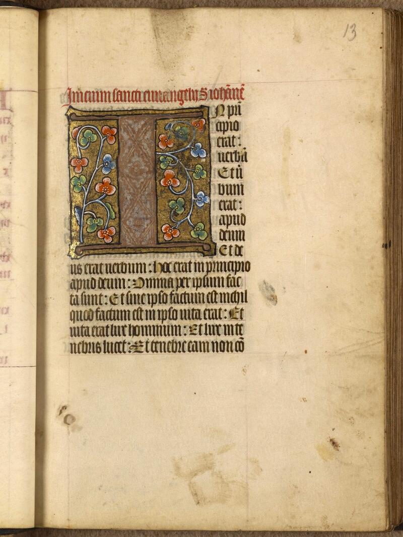 Abbeville, Bibl. mun., ms. 0015, f. 013 - vue 2
