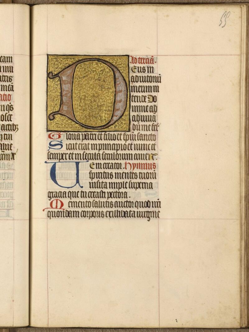 Abbeville, Bibl. mun., ms. 0015, f. 055 - vue 1