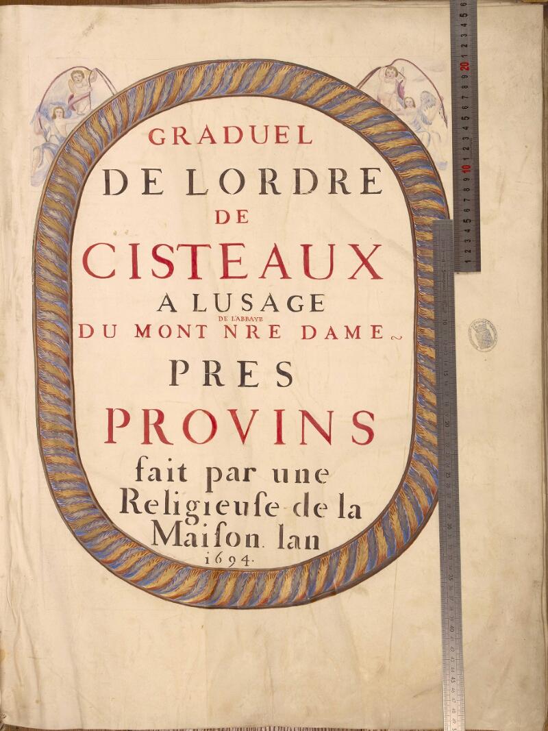 Abbeville, Bibl. mun., ms. 0021, f. 000A - vue 1