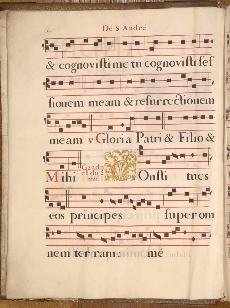 Abbeville, Bibl. mun., ms. 0021, p. 002 - vue 1