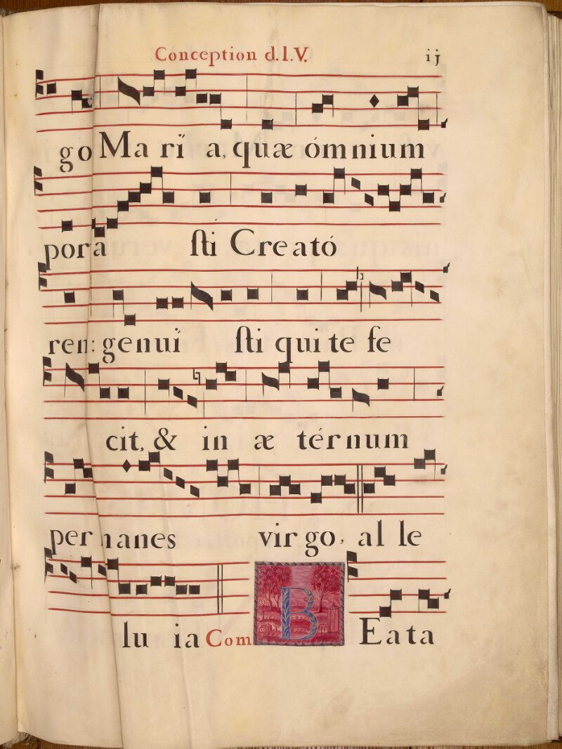 Abbeville, Bibl. mun., ms. 0021, p. 011 - vue 1