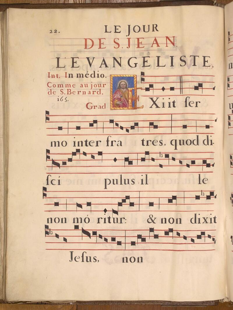 Abbeville, Bibl. mun., ms. 0021, p. 022 - vue 1