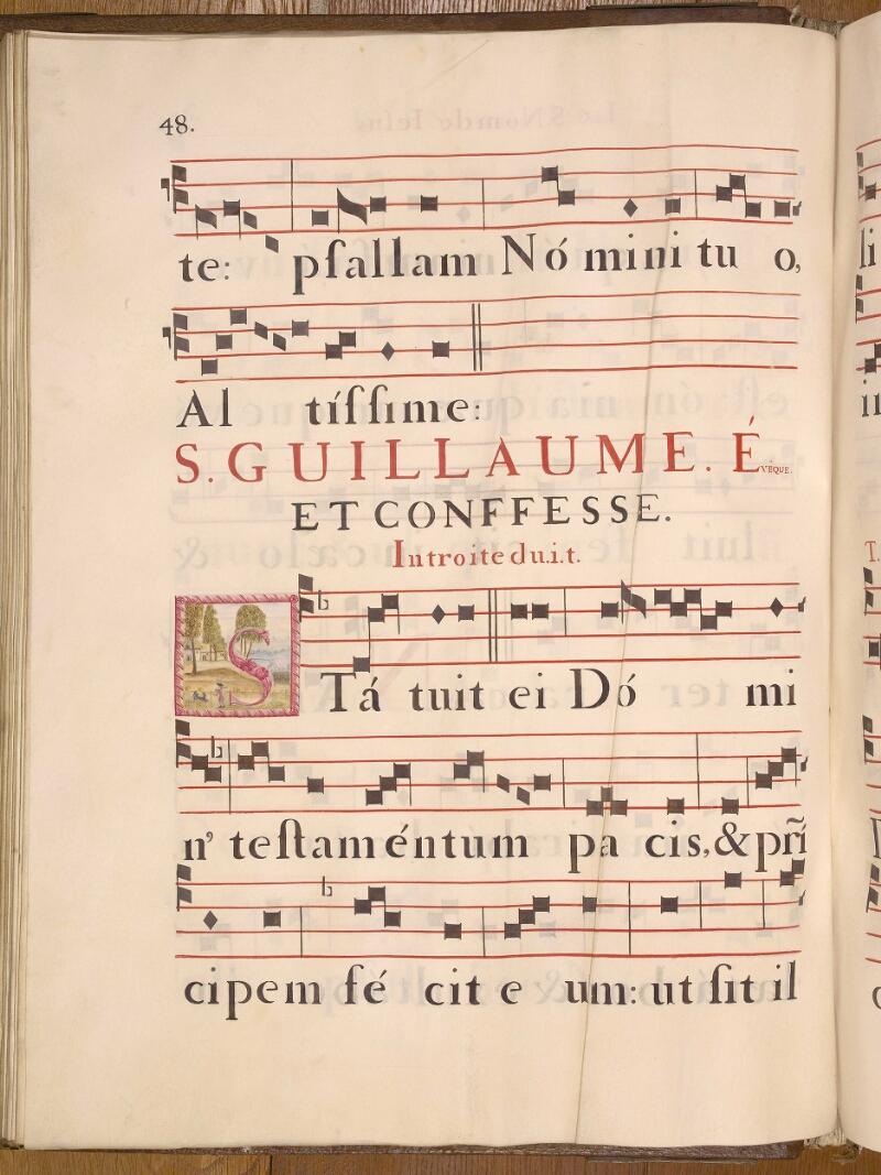 Abbeville, Bibl. mun., ms. 0021, p. 048 - vue 1