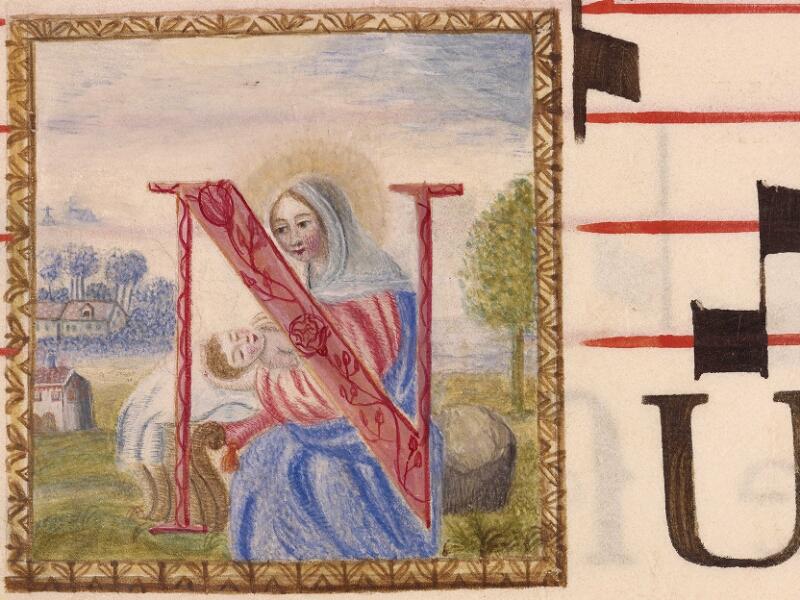 Abbeville, Bibl. mun., ms. 0021, p. 068 - vue 2