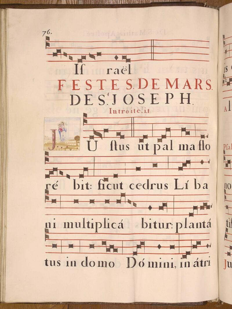 Abbeville, Bibl. mun., ms. 0021, p. 076 - vue 1