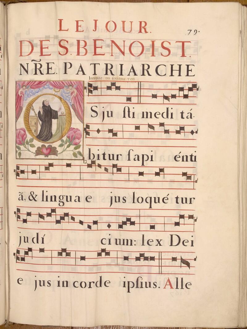 Abbeville, Bibl. mun., ms. 0021, p. 079 - vue 1